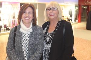 Sue Harvey and Autumn Rodboune