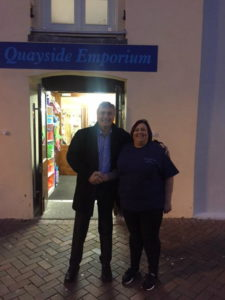Joanne Bateman from Quayside Emporium appointed Area 6 representative