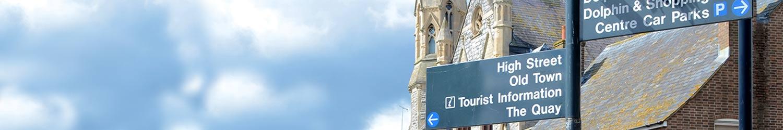 Poole Town Centre