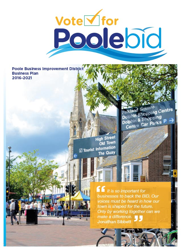 Poole BID Business Plan